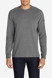 Men's Thermal Crew - The Heroes Project Collection in Gray