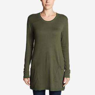 Women's Christine Sweater in Green