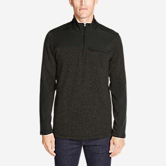 Men's Radiator Pro Fleece 1/4-Zip in Black