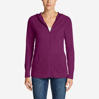 Women's Echo Ridge Full-Zip in Red