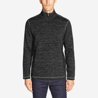 Men's Kachess 2.0 1/4-Zip Pullover in Black