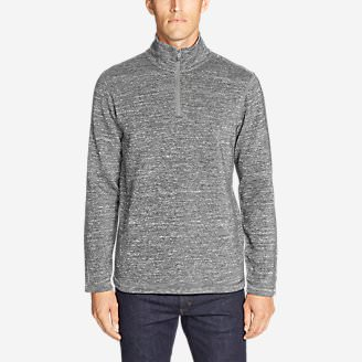 Men's Kachess 2.0 1/4-Zip Pullover in Gray