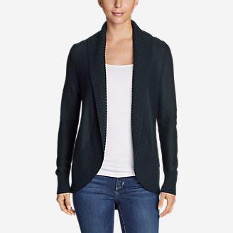 Women's Kiera Cardigan Sweater in Blue