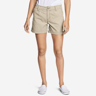Women's Adventurer Ripstop 2.0 Shorts in Beige