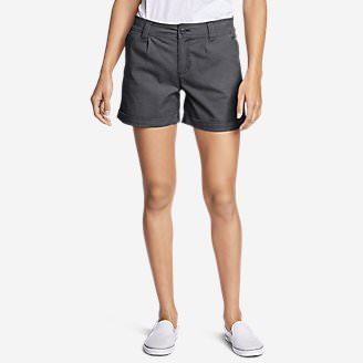Women's Adventurer Ripstop 2.0 Shorts in Gray