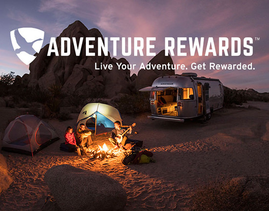 Eddie Bauer Adventure Rewards: Live Your Adventure. Get Rewarded.