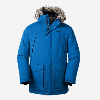 Men's Superior Down Parka in Blue