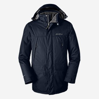 Men's Rainfoil Insulated Parka in Blue