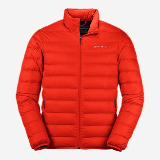 Men's CirrusLite Down Jacket in Red
