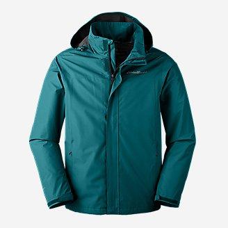 Men's Rainfoil Packable Jacket in Blue