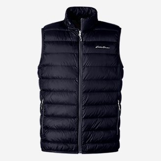 Men's CirrusLite Down Vest in Blue