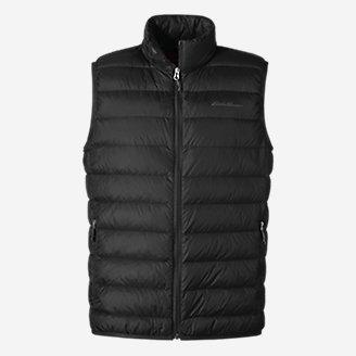 Men's CirrusLite Down Vest in Black