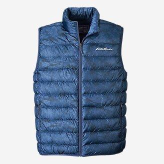 Men's CirrusLite Down Vest in Blue