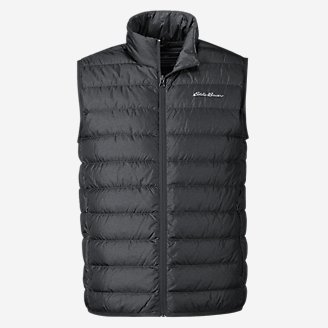 Men's CirrusLite Down Vest in Gray