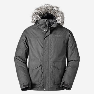 Men's Superior 2.0 Down Jacket in Black