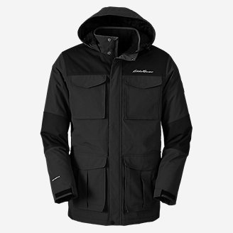 Men's Chopper Versa 2.0 Parka in Black