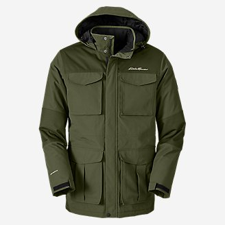 Men's Chopper Versa 2.0 Parka in Green