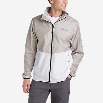Men's Windeavor Jacket in Gray