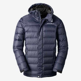 Men's CirrusLite Down Parka in Blue