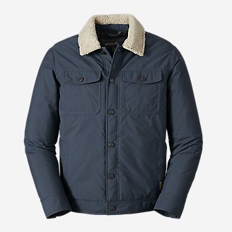 Men's Truckee Down Jacket in Blue