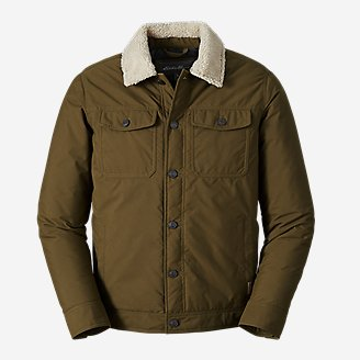 Men's Truckee Down Jacket in Green