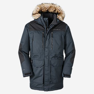 Men's Vinson Ops Down Parka in Blue