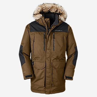 Men's Vinson Ops Down Parka in Green