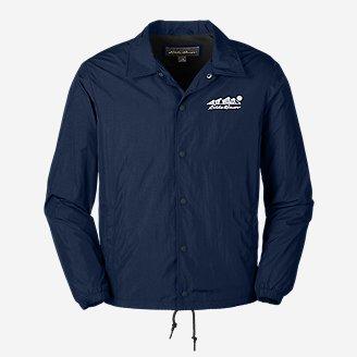 Men's Eddie Bauer Coach's Jacket in Blue