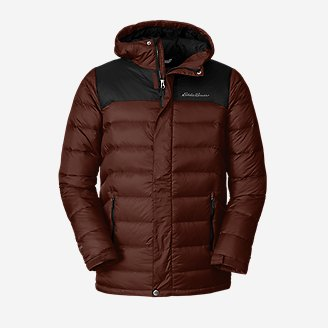 Men's CirrusLite Down Parka in Brown