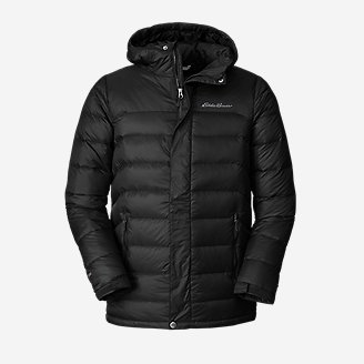 Men's CirrusLite Down Parka in Black