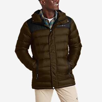 Men's CirrusLite Down Parka in Green