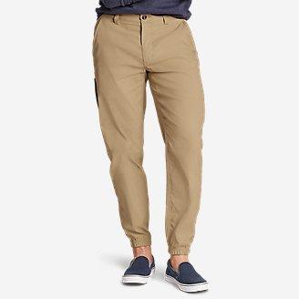Men's Horizon Jogger Pants in Brown