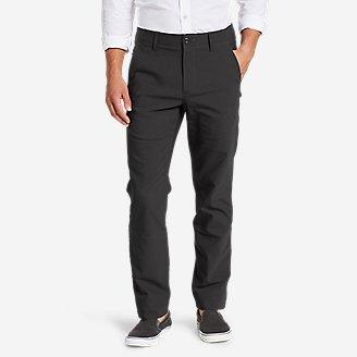 Men's Flex Wrinkle-Resistant Sport Chinos - Slim in Gray