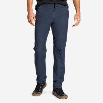 Men's Voyager Flex Chinos - Slim in Blue