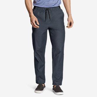 Men's Ultimate Adventure Flex Pull-On Pants in Blue