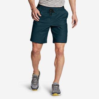 Men's Ultimate Adventure Flex Pull-On Shorts in Green
