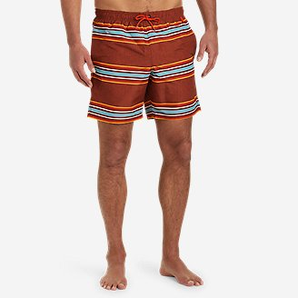 Men's Tidal Shorts in Brown