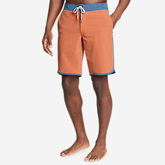 Men's Amphib Board Shorts in Orange