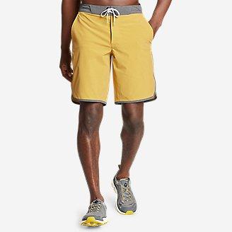 Men's Amphib Board Shorts in Green