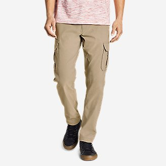 Men's Horizon Guide Cargo Pants in Beige