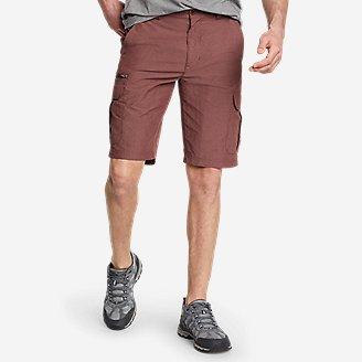 Men's Cairn Cargo Shorts in Brown