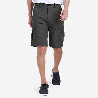 Men's Cairn Cargo Shorts in Black