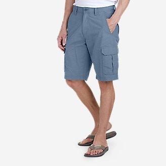 Men's Cairn Cargo Shorts in Blue