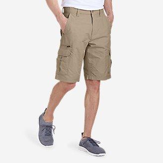 Men's Cairn Cargo Shorts in Beige