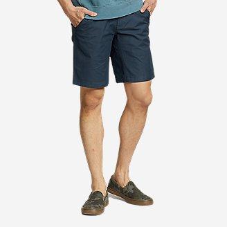 Men's Voyager Flex 10' Chino Shorts in Blue