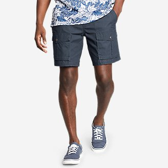 Men's Scout Pass Cargo Shorts in Blue