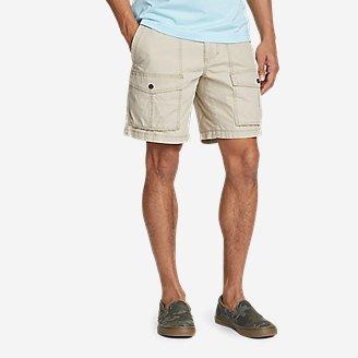 Men's Scout Pass Cargo Shorts in Beige