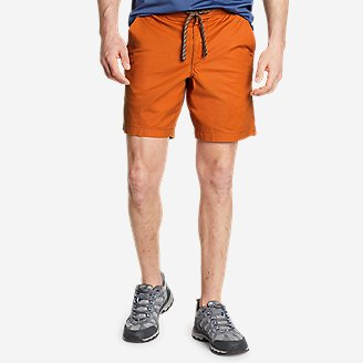 Men's Top Out Ripstop Shorts in Orange