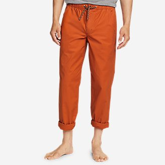 Men's Top Out Ripstop Pants in Orange