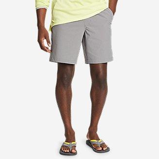 Men's Amphib Pull-On Shorts in Gray